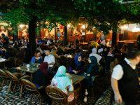 Noćni život na Baščaršiji poseban je tokom ramazana FOTO/VIDEO