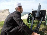 Bihać: Top sa sokolačke kule nakon osam decenija opet puca najavljujući iftar