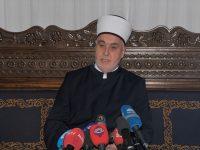 Bajramska poruka reisa Kavazovića: Istrajavajte na dobru i ne klonite duhom