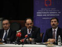 """Ibrahim Kalin: Turska ima """"veliki plan"""" za Balkan, to je mir i stabilnost"""