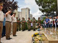 Obilježena godišnjica pogibije komandanata Armije RBiH Safeta Zajke