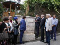 Sarajevo: Otkrivena spomen-ploča na česmi nazvanoj po Hatidži Mehmedović