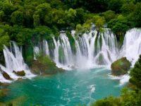 Ćamil Sijarić: Vodopad Kravica