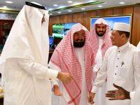 Imam Velike džamije u Mekki: Sveta mjesta za ibadet, ne za političke slogane