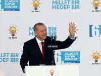 Erdogan ponovo izabran za predsjednika Stranke pravde i razvoja (AK Parti)