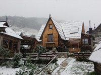 Na Prokoškom jezeru pao snijeg, na Bjelašnici temperatura zraka -3