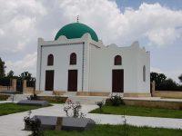 Etiopija: Restaurirana džamija Negusa kralja Abesinije