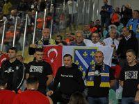 Nogometna reprezentacija BiH u prijateljskom meču remizirala protiv Turske