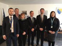 Efendić na 35. zasjedanju Kongresa lokalnih i regionalnih vlasti Vijeća Evrope u Strazburu