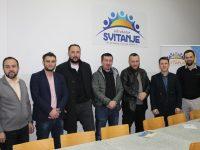 Predstavnici Saveza bošnjačkih NVO posjetili AKOS i Svitanje