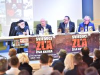 """Održana promocija knjige """"Svjedoci zla"""": Nema katarze, nema izvinjenja…"""
