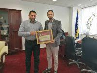 Udruženje Svitanje: Održan sastanak sa ministrom za raseljene osobe i izbjeglice