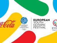 Coca-Cola partner Olimpijade mladih EYOF 2019.