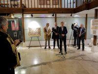 Brusa bezistan: Izložba povelja i pečata srednjovjekovnih bosanskih vladara
