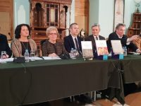 Predstavljene tri knjige profesora Kodrića o pitanjima bosnistike