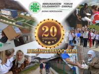 Međunarodni forum solidarnosti – EMMAUS: 20 godina humanosti