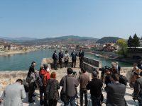 Općini Višegrad predata upotrebna dozvola za Višegradsku ćupriju