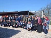 """Studenti posjetili """"Tunel spasa"""" i Igmansku ratnu džamiju"""