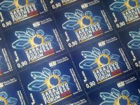 Predstavljamo poštansku marku u čast 10., jubilarnog Sarajevo Business Foruma