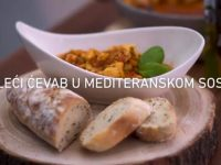 Vegedor iftarski meni: Pileći ćevap u mediteranskom sosu