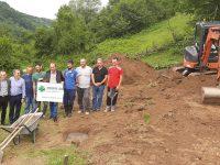 Počela izgradnja kuće Fahrudinu Muminoviću