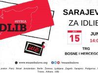 Sarajevo: U subotu puštanje 1.000 balona za nedužne civile Idliba