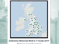 """Velika Britanija: Više od 1100 događaja u toku """"Sedmice sjećanja na Srebrenicu"""""""