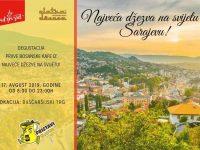 Dođite na bosansku kahvu na Sebilj: Sutra na Baščaršiji Vispakova zlatna džezva