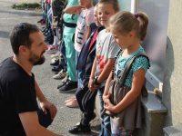 BKC-a Frankfurt: Dali razlog za osmijeh školarcima