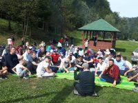 AKOS organizovao omladinsko druženje za skoro 100 simpatizera iz četiri grada