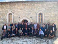 Podrška Sadet ef. Bilaliću: 44 imama iz Sarajeva u Gacku