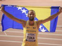 Veliki uspjeh: Amel Tuka osvojio srebro na Svjetskom prvenstvu u Dohi