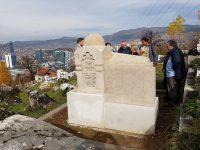 Jevrejsko groblje: Restauriran spomenik Moše Rafaela Attiasa – Zeki Efendi