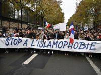 Ne islamofobiji: Na protestima u Parizu oko 40.000 građana