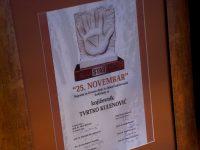 """U sarajevskoj Vijećnici svečano dodijeljena književna nagrada """"25. novembar"""""""