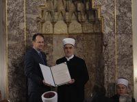 Svečanost u Begovoj džamiji: Reisu-l-ulema Kavazović zvanično preuzeo drugi mandat