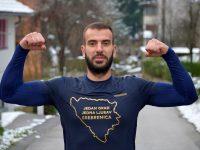 Mirsad Siručić – jedini Srebreničanin koji se aktivno bavi trčanjem