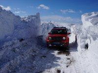 Sandžak: Za noć palo metar snijega, sniježni nanosi i do pet metara