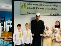 Priča iz Minhena: Četiri hafiza Amme džuza u džematu Hidaje