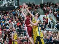 Riga: Košarkaška reprezentacija Bosne i Hercegovine pobijedila selekciju Latvije