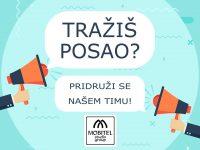 Mobitel studio raspisuje konkurs za prijem radnika u Sarajevu