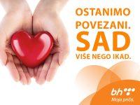 BH Telecom donira milion KM za nabavku respiratora i druge medicinske opreme