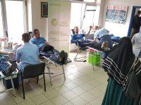 Živinice: 36 građana darivalo krv za UKC Tuzla