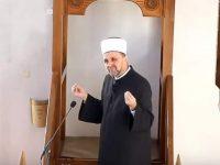 Hutba Izet ef. Čamdžić: Srušimo zidove samoizolacije