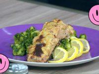 Recept za zapečeni file lososa sa parmezanom
