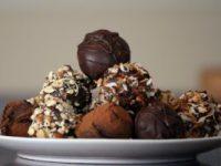 Desert za iftarski meni: Čokoladni truffle