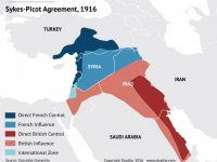 Bliski istok na trpezi vukova: Tajni sporazumi (1914-1921)