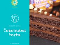 Desert za iftarski meni: čokoladna torta
