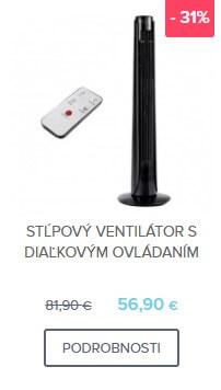 stĺpový ventilátor