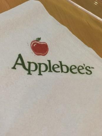 Applebees it is!